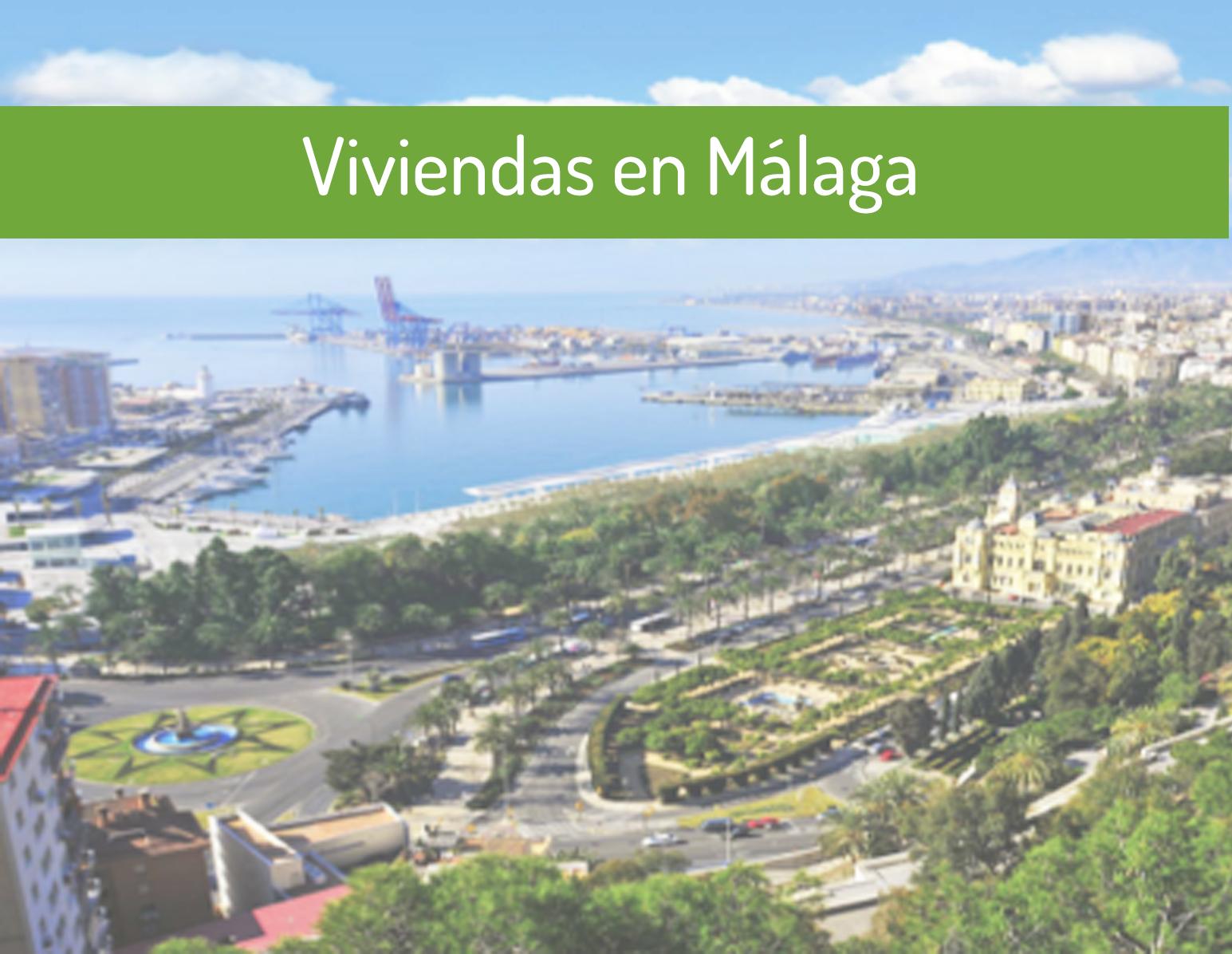 Las áreas urbanas de Málaga agotarán su stock de pisos nuevos en ...