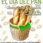 Dia del Pan general planetacasa