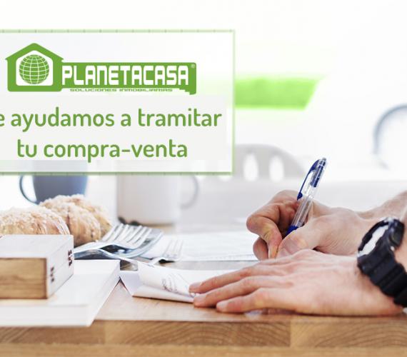 tramites compra venta inmobiliaria Málaga