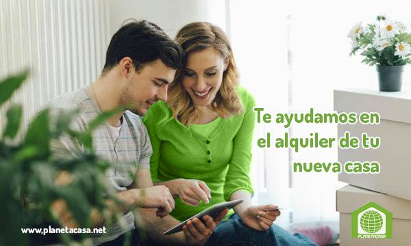 ayuda del alquiler subvencion 2019 planetacasa, Inmobiliaria Málaga.