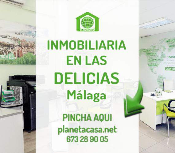 inmobiliaria las delicias malaga