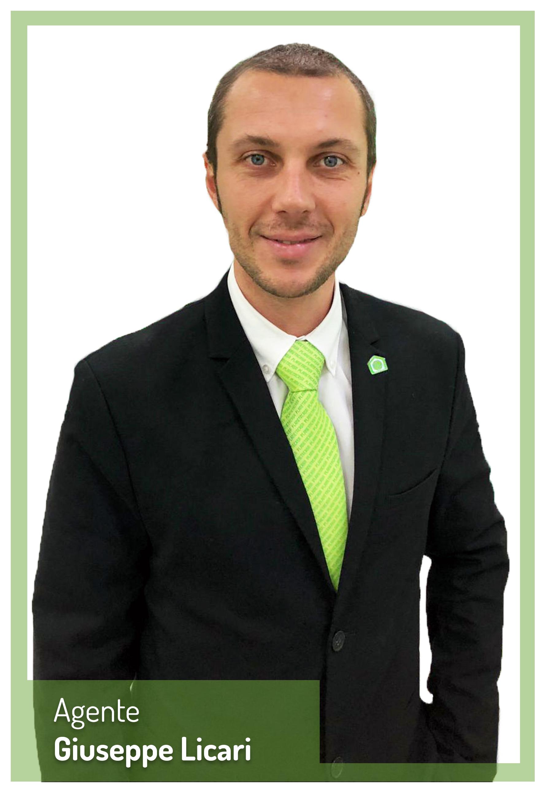 Giuseppe Licari asesor Planetacasa Inmobiliaria Malaga