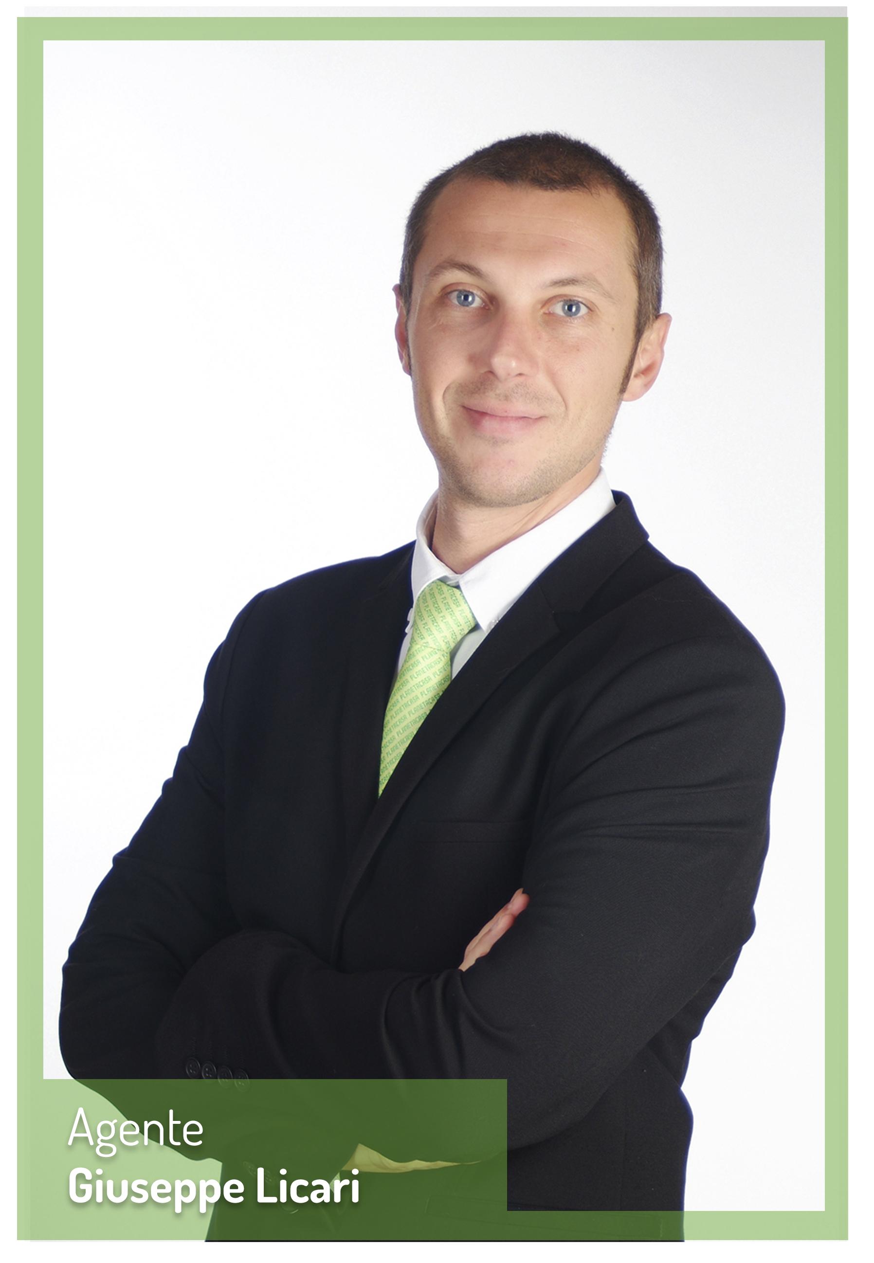 Giusseppe Licari asesor Planetacasa Inmobiliaria Malaga