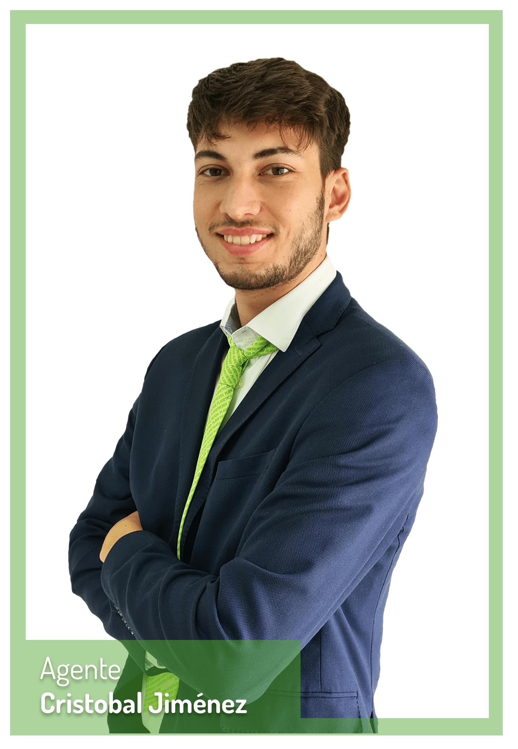 Cristobal Asesor Inmobiliario Planetacasa Ciudad Jardin