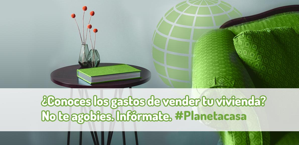 Gastos de compra venta planetacasa inmobiliaria Málaga