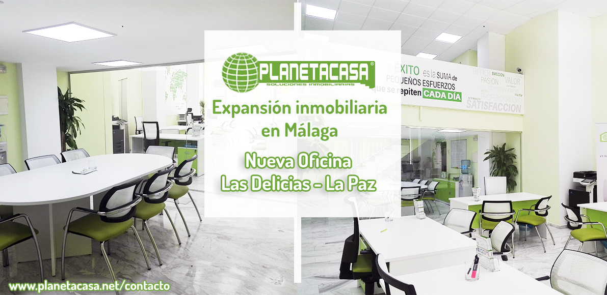 inmobiliaria Las Delicias La Paz planetacasa Inmobiliaria malaga