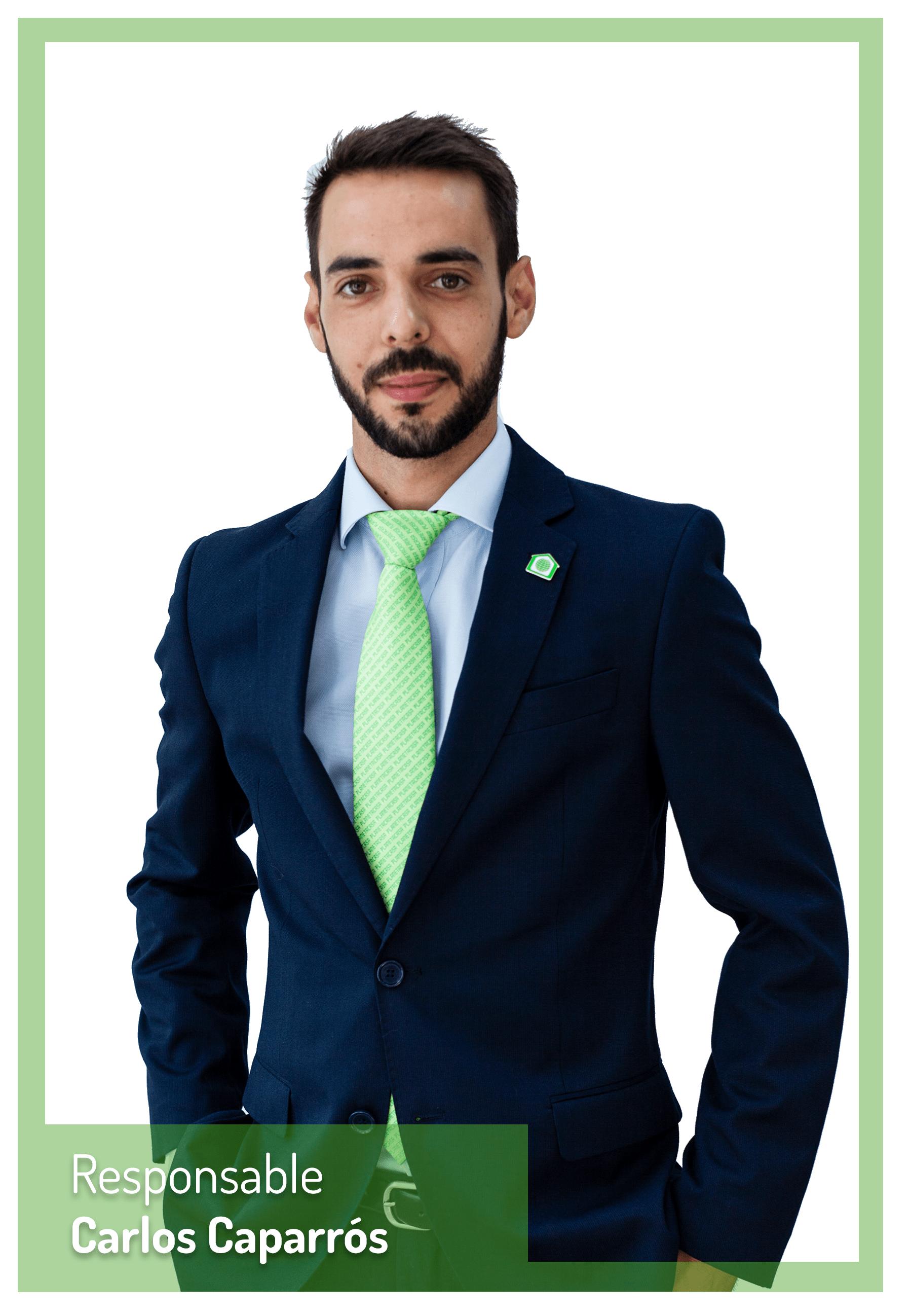 Carlos caparros responsable Planetacasa Inmobiliarias Malaga