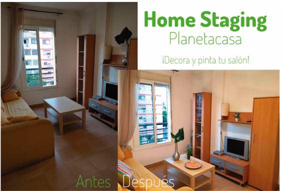 Home Staging antes y despues de decorar un piso planetacasa inmobiliaria malaga 2 png