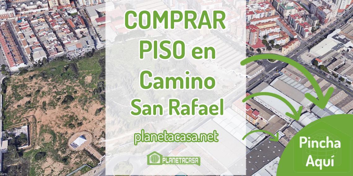 Comprar piso barato en el camino San Rafael Málaga, comprar piso 3 habitaciones Camino San Rafael Málaga
