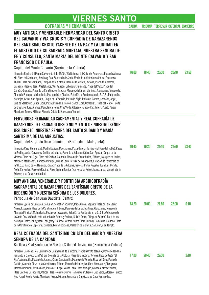 Itinerario SEMANA SANTA Málaga 2019 Planetacasa (12)