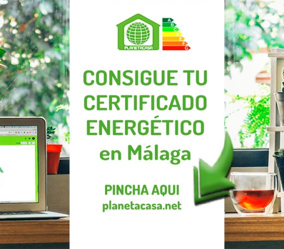CE certificado energetico en malaga