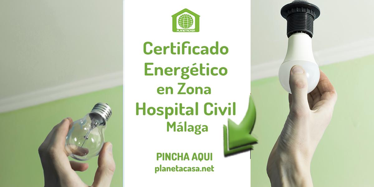 Certificado energético Mármoles