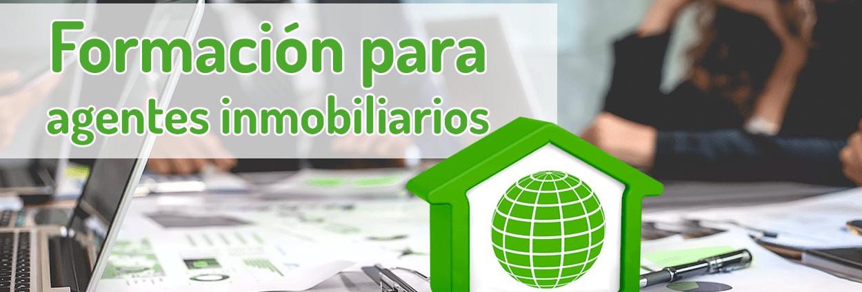 Formación inmobiliaria para agentes inmobiliarios