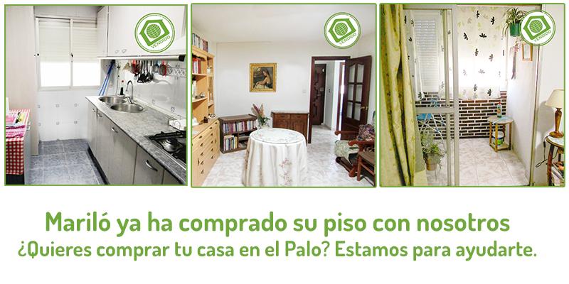 Pisos vendidos en El Palo Málaga 2019 inmobiliaria Planetacasa