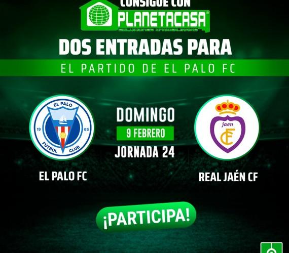 Entradas de fútbol El Palo
