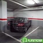 Amplia plaza de aparcamiento en Hospital Civil, Málaga - M18A