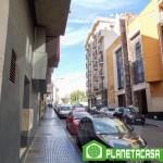Amplia plaza de aparcamiento en Hospital Civil, Málaga - M18A en Calle la Regente, 29009 Málaga, España para 18000