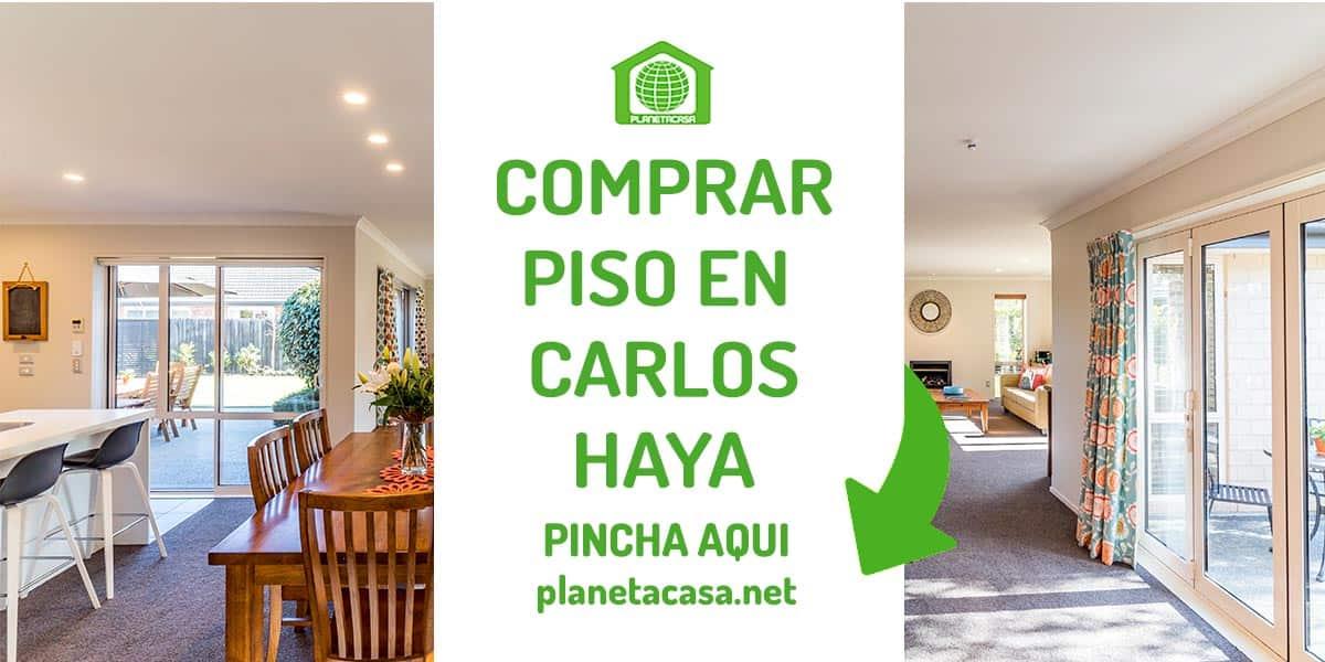 comprar piso en Carlos Haya Málaga